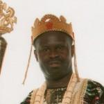H.R.H. Eze and Lolo Macellinus Chukwudi Ugwumba, King